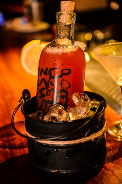 Gourmet_Drinks refrescantes +55 Sparkling Cosmopolitan +55 2