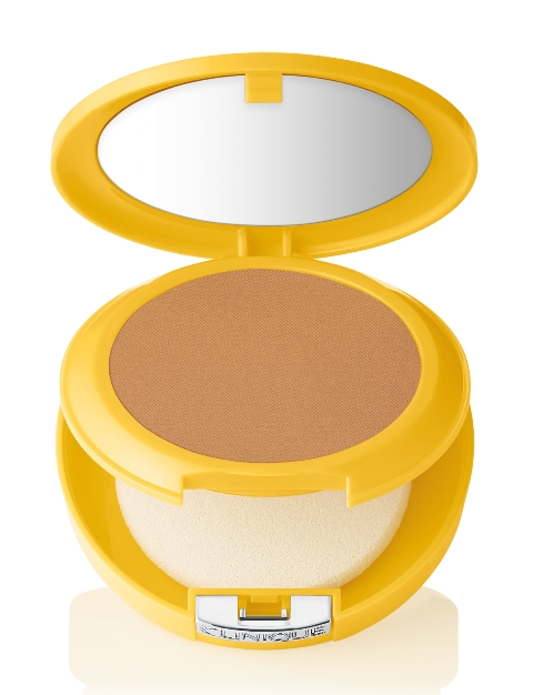 Pó compacto mineral Clinique Sun Protection Powder Bronzed R$199 clinique.com.br