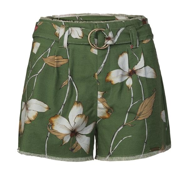 Shorts estampado Leboh R$ 229,90 leboh.com.br