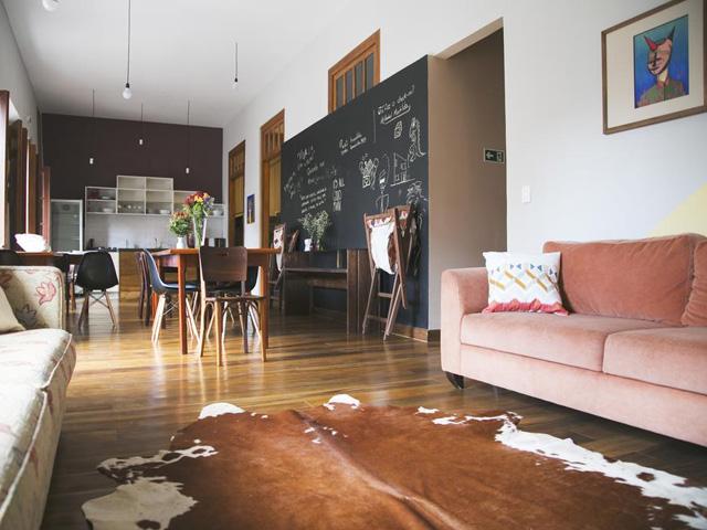 Hostels mais divertidos de Curitiba_Hostel Matilda