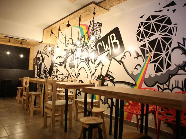 Hostels mais divertidos de Curitiba_Social Hostel