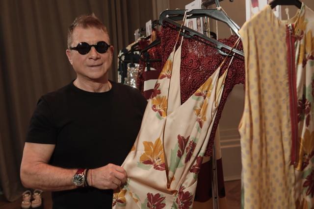 Valdemar Iódice, criador e estilista da marca, que comemora 30 anos em 2017 (foto: Sergio Caddah/Fotosite)