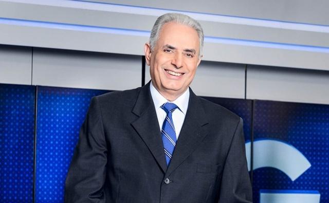 O jornalista William Waacck vem a Curitiba para discutir sobre o impacto das eleições (foto: divulgação/ TV Globo)