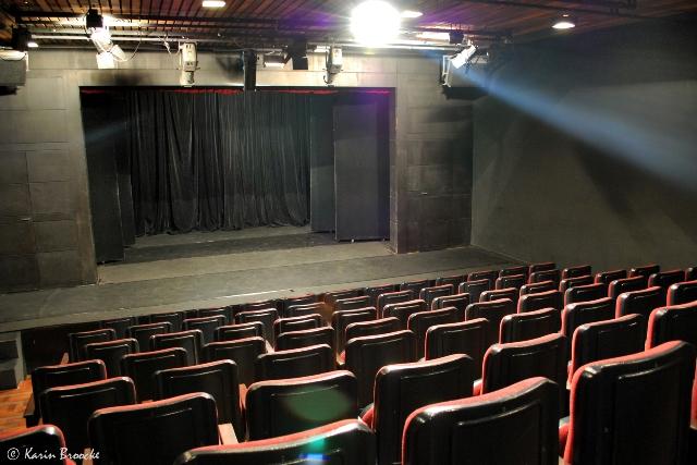 Teatro é uma boa opção de entretenimento para o Dia do Amigo (foto: Karin Brooke)